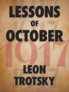 《十月的教训》 —托洛茨基